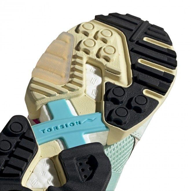 Sapatilhas Adidas Zx Torsion W Feminino Azul Camurça Ef4378