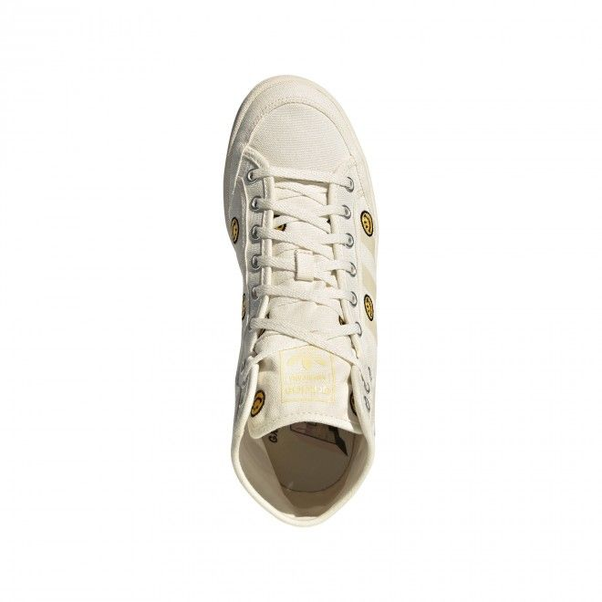 Sapatilhas Adidas Americana Decon Feminino Branco Lona Eg8028