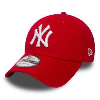 New Era Yankees Essential Red 10531938