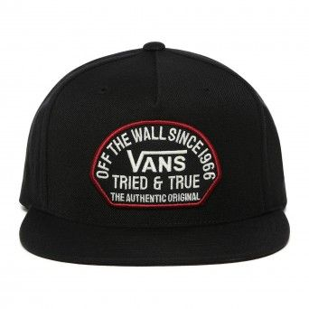 VANS CAP MN AUTHENTIC OG VN0A4TPUBLK1