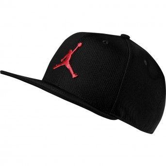 Boné Nike Jordan Pro Unissexo Preto Tecido AR2118-010