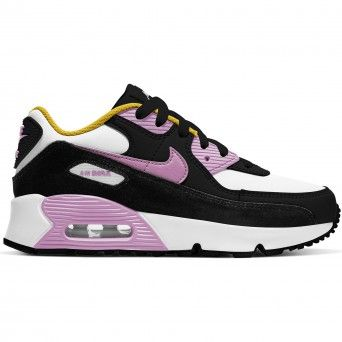 NIKE AIR MAX 90 INFANTIL LTR CD6867-007