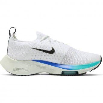Sapatilhas Nike Air Zoom Pegasus Tempo Branco Malha Unissexo CJ2102-100