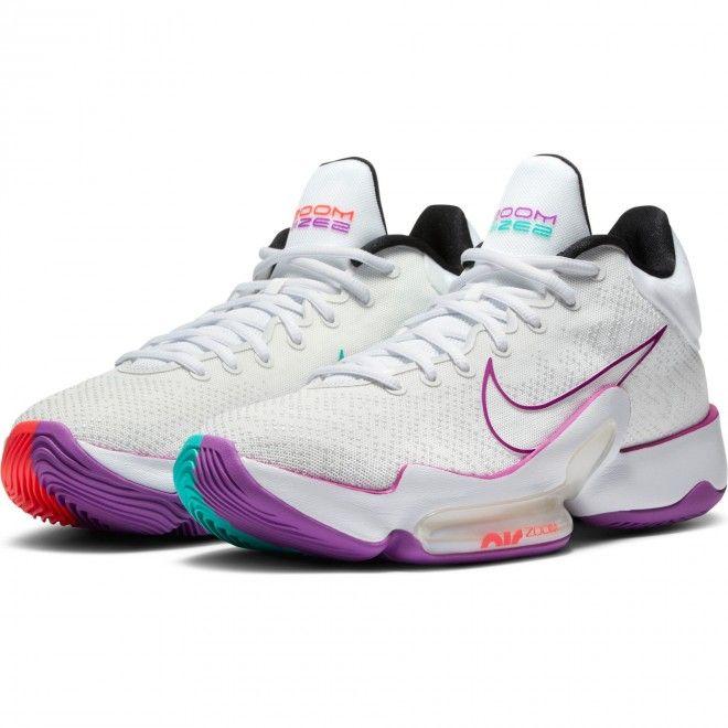 Sapatilhas Nike Zoom Rize 2 Masculino Branco Têxtil  Ct1495-100