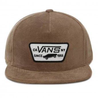 VANS CAP MN FULL PATCH VN00QPUDZ91