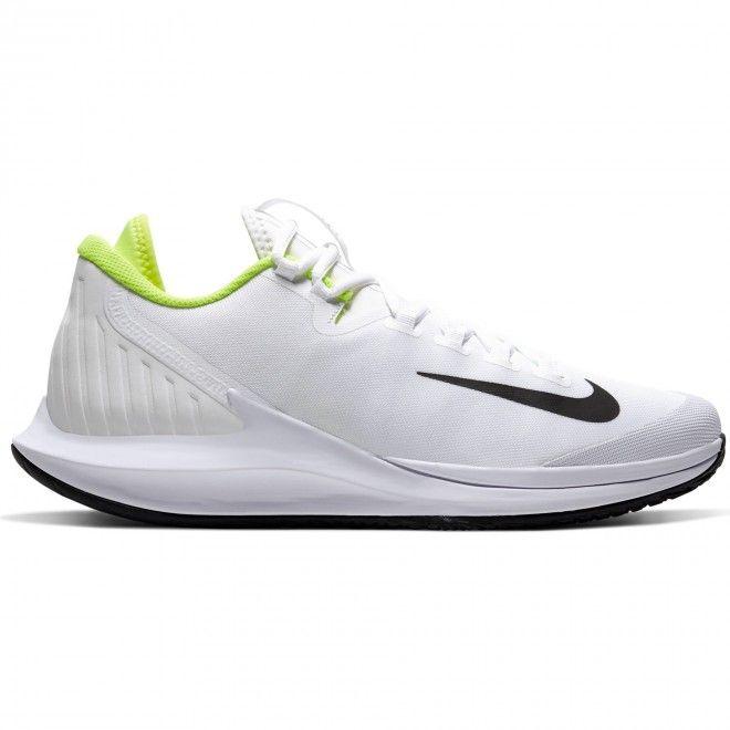 Sapatilhas Nikecourt Air Zoom Zero Masculino Branco Malha Aa8018-104