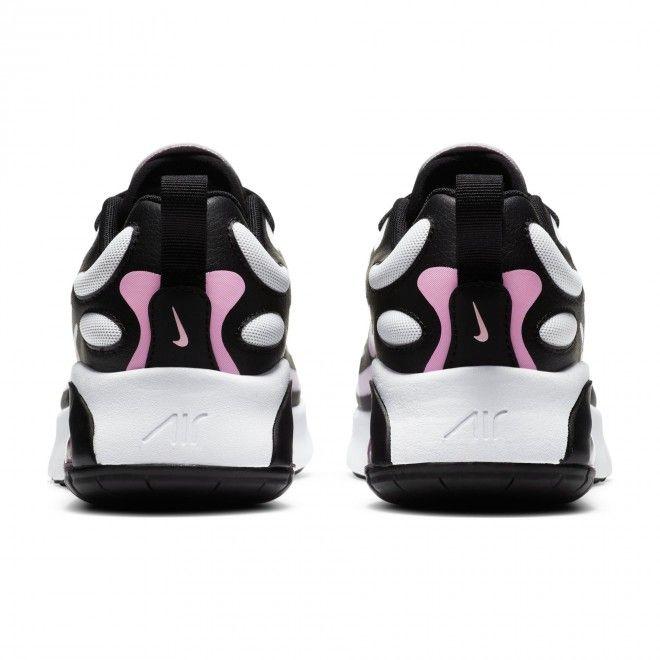 Sapatilhas Nike Air Max Exosense Bg Feminino Preto Malha Cn7876-101
