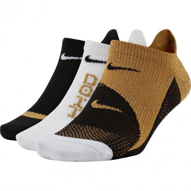 Meias Nike W Plus Ltwt Feminino Multicolor Poliéster