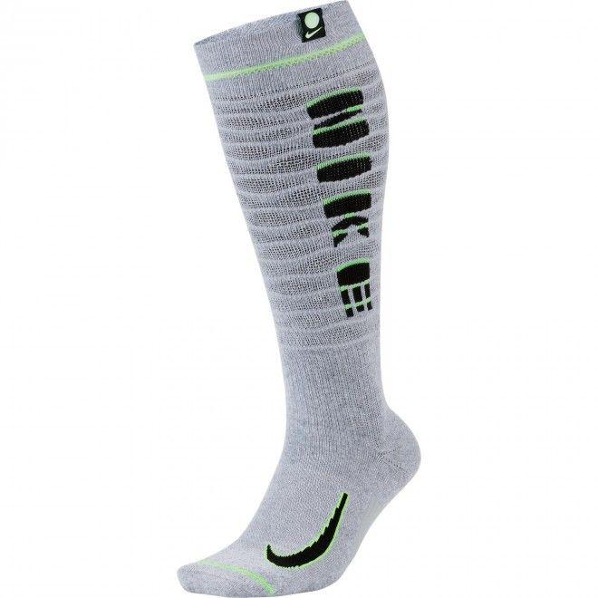 Meias Nike Sportswear Multiplier Unissexo Cinzento Poliéster Ck5593-018