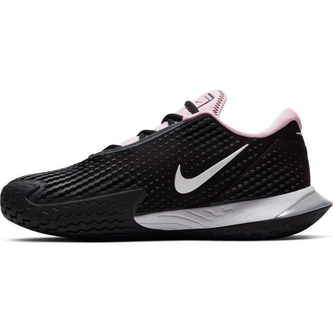 Sapatilhas Nike W Air Zoom Vapor Cage 4 Feminino Preto Malha Cd0431-001