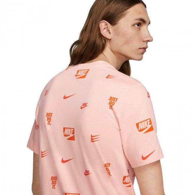 Nike T-Shirt Core Aop Tee Cv8962-664