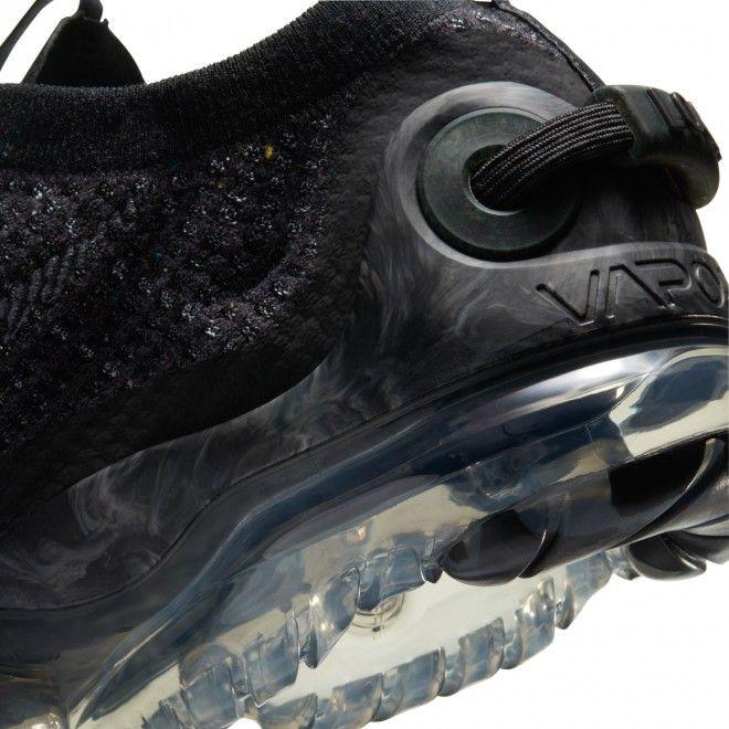 Sapatilha Nike Air Max Warp Flyknit Unissexo Preto Malha