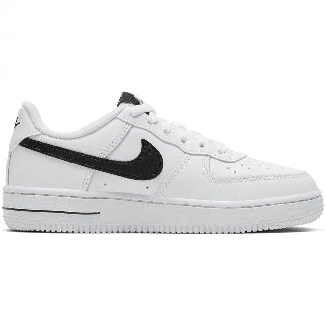 Sapatilhas Nike Force 1 Criança Branco Pele Cv4596-100