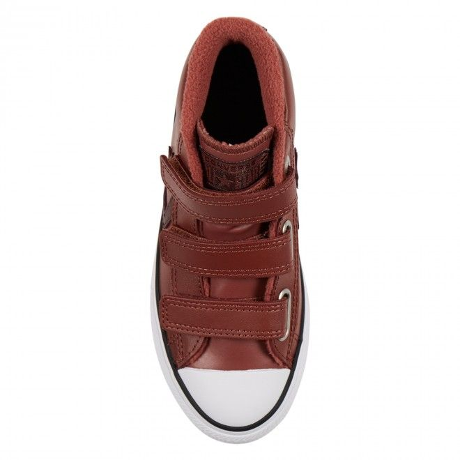 Converse Star Player 3V Mid Red 666039C