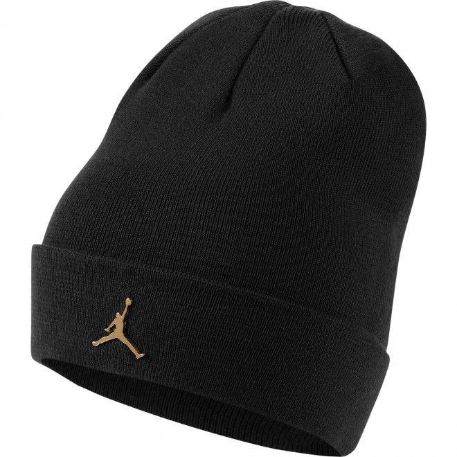 Gorro Nike Jordan Jumpman Metal Cuffed Beanie Cw6402-010