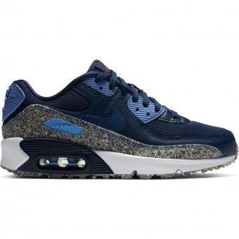 Nike Air Max 90 Se (Gs) Cq9909-400