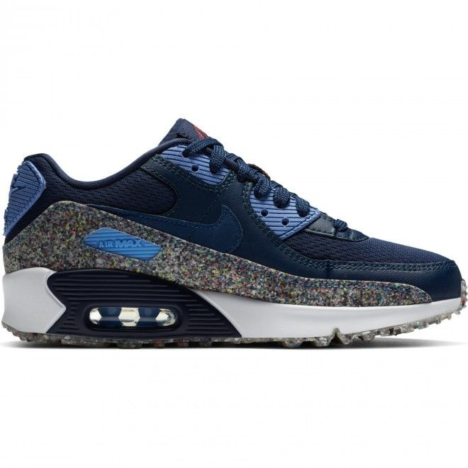 Nike Air Max 90 Se (Gs) Cq9909-400