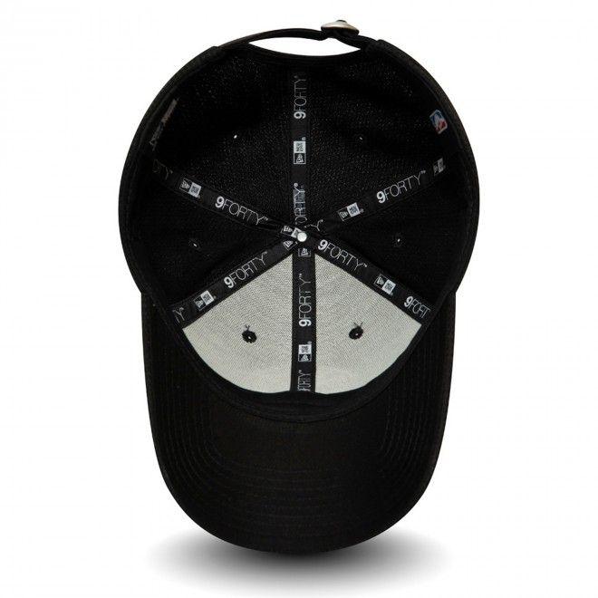 Boné New Era Toronto Raptors Diamond Era Essential Black 9Forty Cap 12490287