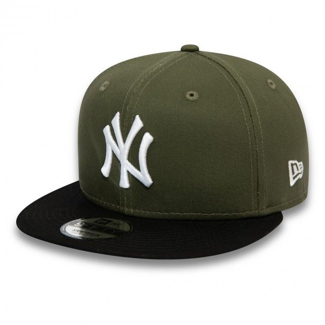 Boné New Era New York Yankees Colour Block Green 9Fifty 12122744