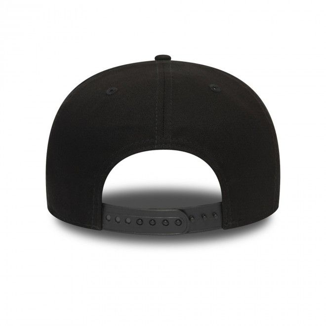 Boné New Era New York Yankees Essential Contrast Visor Black 9Fifty Cap 12380588