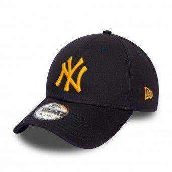 Boné New Era New York Yankees Essential Navy 9Forty Cap 12380591