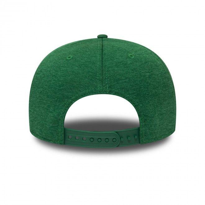 Boné New Era Boston Celtics Shadow Tech Green 9Fifty Snapback Cap 12380819