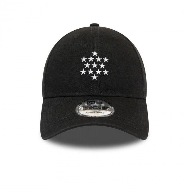 Boné New Era Stars Black 9Forty Cap 12380976
