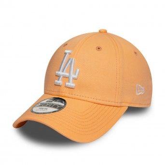 Boné New Era Los Angeles Dodgers Essential Kids Peach 9Forty Cap 12381058