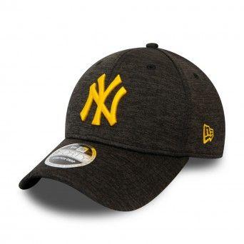 Boné New York Yankees Logo Grey Stretch Snap 9Forty Cap 12381133