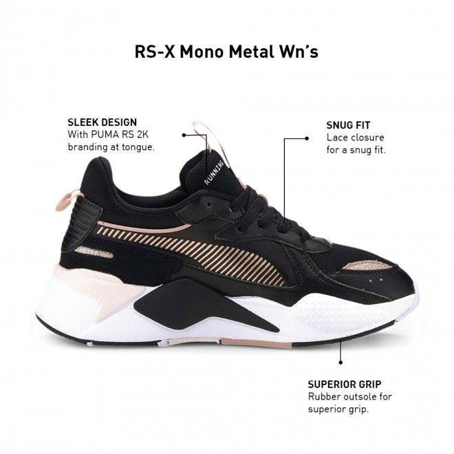 Puma Rs-X Mono Wn'S Metal 374669-01