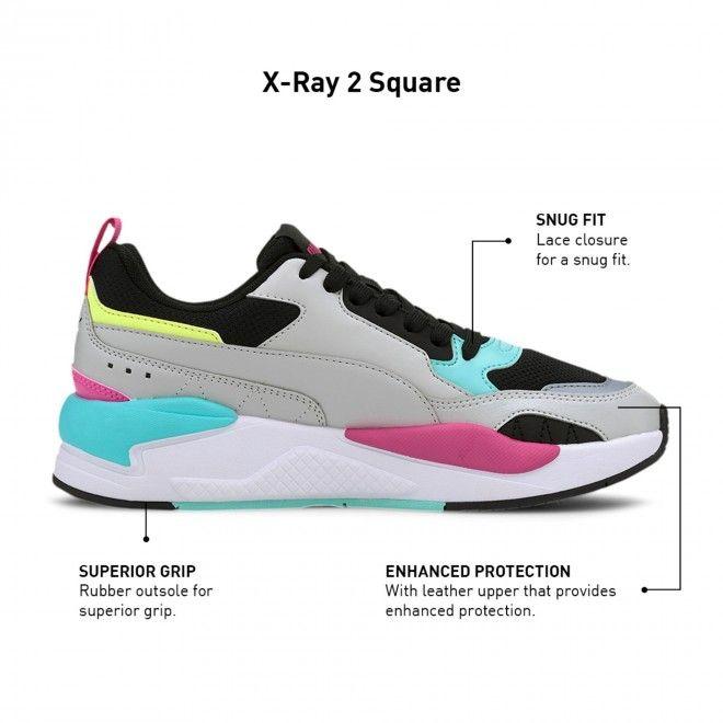 Puma X-Ray 2 Square 373108-04