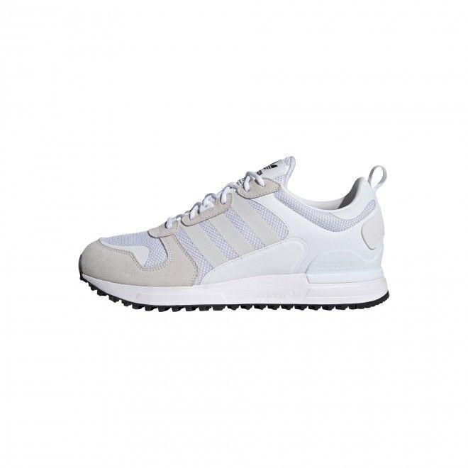 Sapatilhas Adidas ZX 700 HD Masculino Branco Malha Camurça G55781