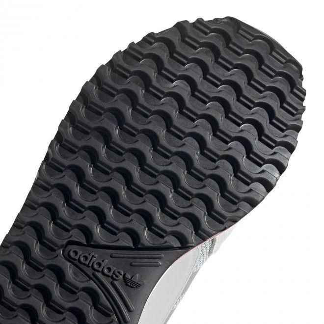 Sapatilhas Adidas ZX 700 HD Mulher Cinza Malha Camurça FY3675