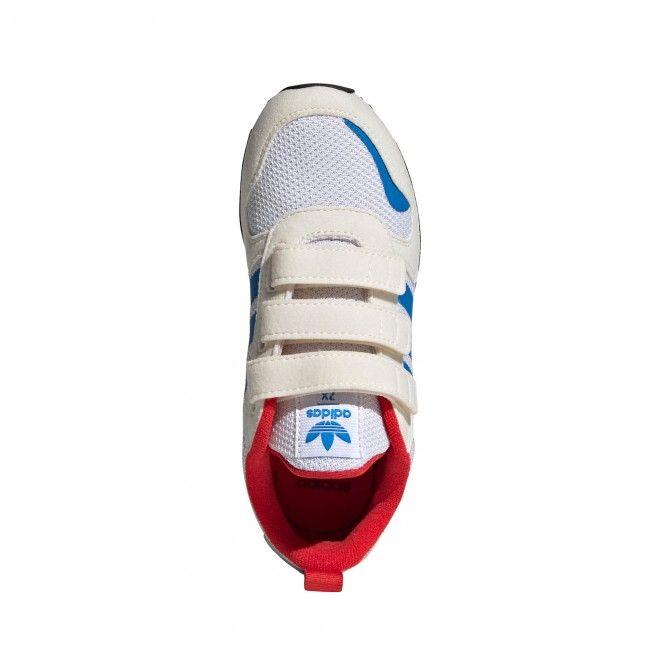 Sapatilhas Adidas ZX 700 HD CF Criança Branco Malha Camurça FX5238