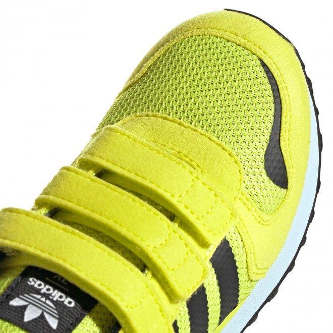 Sapatilhas Adidas ZX 700 HD CF Criança Unisexo Amarelo Malha Camurça FX5237