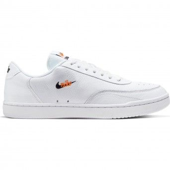 Sapatilhas Nike Court Vintage Premium Homem Branco Pele CT1726-100