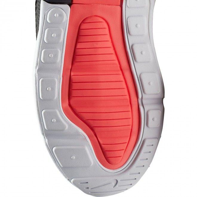 Sapatilhas Nike Air Max 270 Criança Unisexo Preto Neopreno AO2372-001