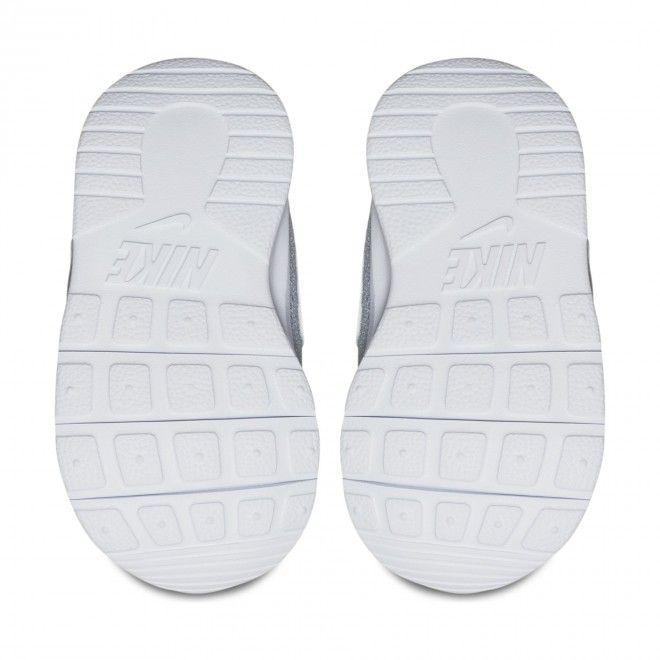 Sapatilhas Nike Tanjun Infantil Unisexo Cinza Tecido 818383-012