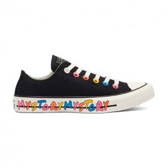 Sapatilhas Converse Chuck Taylor All Star My Story Mulher Preto Lona 170295C