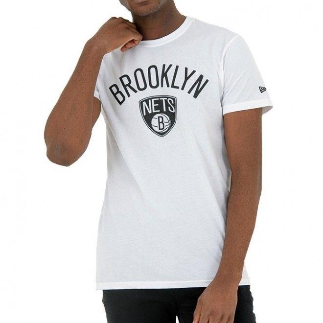 T-SHIRT NEW ERA BROOKLYN NETS 11530756