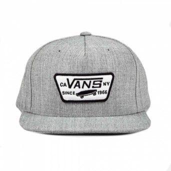 VANS CAP FULL PATCH VN000QPUHTG1